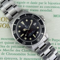 Rolex Sea-Dweller Double Red Punched Papers