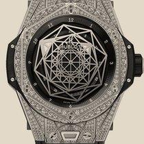 Hublot 45mm Automatic 2018 new Big Bang Sang Bleu Black