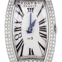 Bedat & Co 22mm Quartz pre-owned Nº3 White