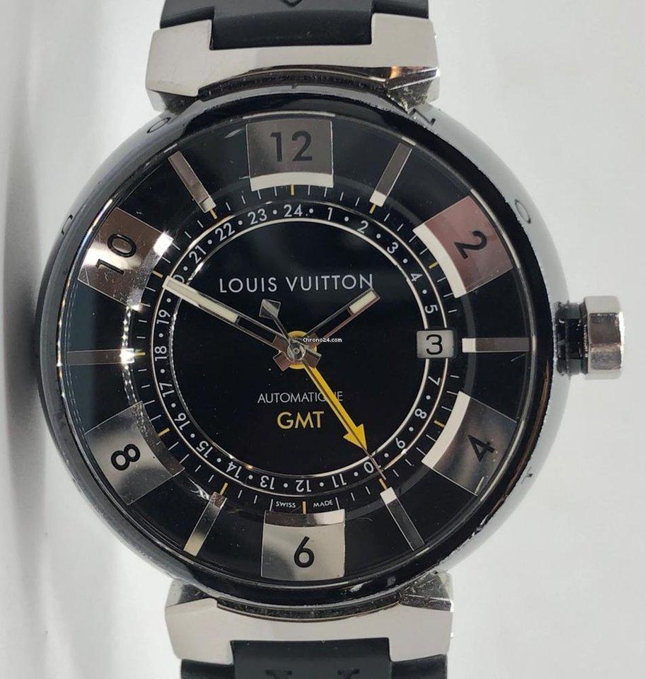 Koupě hodinek Louis Vuitton  6a8d7317475