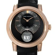 Harry Winston Midnight Rose gold 42mm Black Arabic numerals United States of America, New York, New York