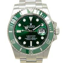 勞力士 Submariner(date) Stainless Steel Green Automatic 116610LV