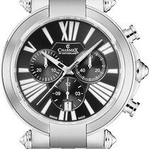 Charmex Acero 41mm Cuarzo Charmex Cambridge 2791 Qz mens watch nuevo