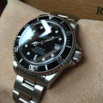 Rolex Sea-Dweller 4000 Acier 40mm Noir Sans chiffres France, Quimper