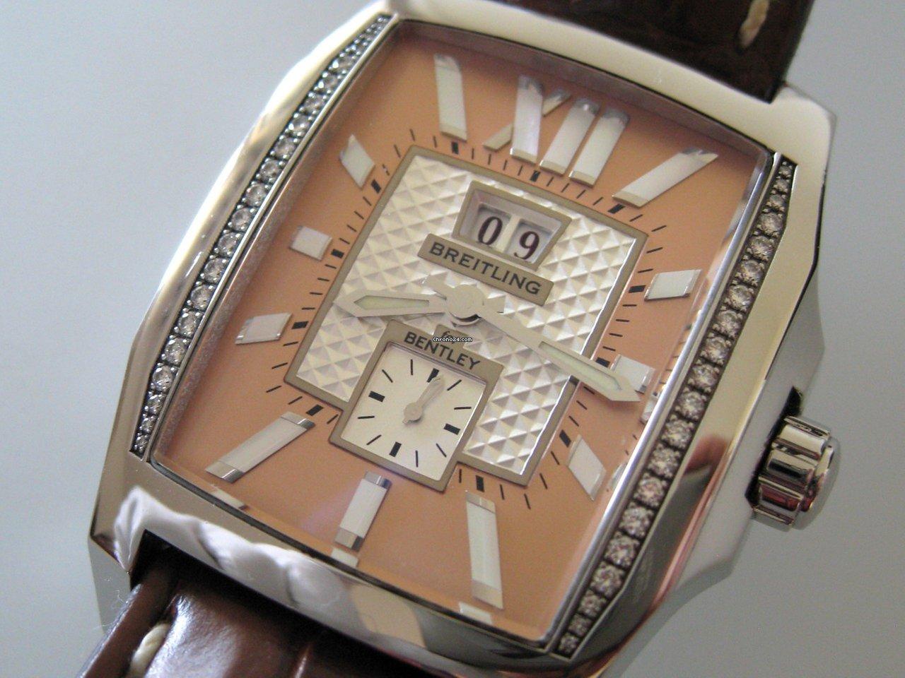 7a0a2722838 Breitling Bentley Flying B - Todos os preços de relógios Breitling Bentley  Flying B na Chrono24