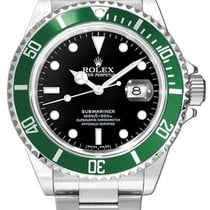 Rolex Submariner Date 16610LV 2007 new