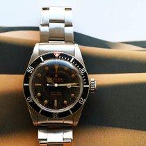 Rolex 6538 Stahl Submariner (No Date)