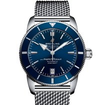 Breitling Superocean Héritage II 42 Steel 42mm Blue United States of America, Florida, Boca Raton