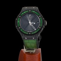 Hublot Big Bang Caviar Cerámica 41mm Negro Sin cifras