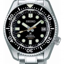 Seiko Marinemaster Steel Black No numerals United States of America, Washington, USA