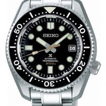 Seiko Marinemaster Steel Black No numerals United States of America, Oregon, USA