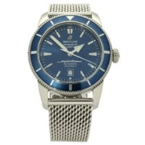 Breitling Steel 46mm Automatic A17320 pre-owned