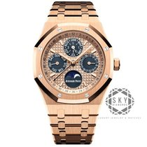 Audemars Piguet Royal Oak Perpetual Calendar 26584OR.OO.1220OR.01 2018 new