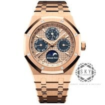 Audemars Piguet Royal Oak Perpetual Calendar 26584OR.OO.1220OR.01 2018 новые