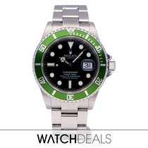 Rolex Submariner Date 16610LV 2004 occasion