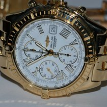 Breitling Windrider Yellow gold 43mm White No numerals United States of America, New York, Greenvale