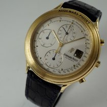 Audemars Piguet Huitième Yellow gold 41mm Silver No numerals United States of America, Texas, Houston