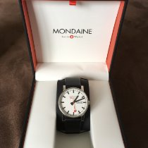 Mondaine 38mm Quartz A667.30344.11SBB pre-owned