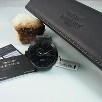 Haemmer Steel Automatic Black new Noblica