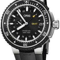 Oris ProDiver GMT Ceramic 49mm Black