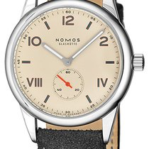 NOMOS Club Campus new Manual winding Watch with original box and original papers NOMOS735