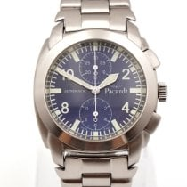 Pacardt Steel 44mm Automatic 5958 pre-owned