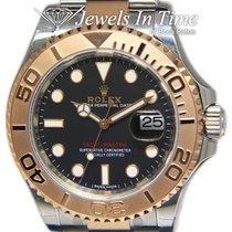 Rolex Yacht-Master 40 Gold/Steel 40mm Black United States of America, Florida, 33431