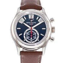 Patek Philippe Annual Calendar Chronograph 5960/01G-001 2010 pre-owned