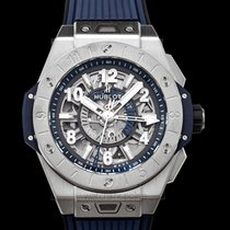 Hublot Big Bang Unico Titanium 45mm Blue United States of America, California, San Mateo