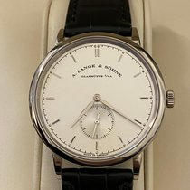 A. Lange & Söhne White gold 216.026 new