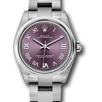 Rolex Oyster Perpetual 31 Acero 31mm