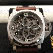 Panerai PAM00578  LO SCIENZIATO-LUMINOR1950 TOURBILLON GMT...