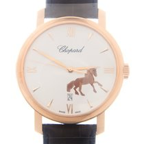 Chopard Rose Gold White Automatic 161278-5015