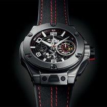 Hublot Big Bang Ferrari neu 45mm Titan
