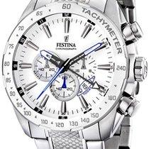 Festina Chronograph F16488/1 new
