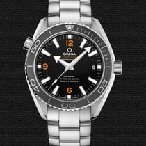Omega Seamaster Planet Ocean 600M Co-Axial 42 mm