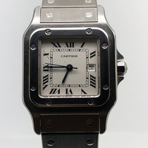 Cartier SANTOS AUTOMATIC MENS SIZE PERFECT CONDITION