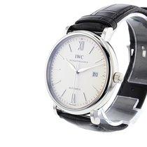 IWC Portofino Automatic  Silver  Dial IW356501 Mens WATCH
