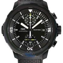 IWC Aquatimer Chronograph Steel 44mm Black