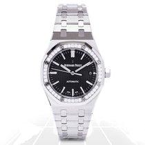 Audemars Piguet Royal Oak Lady new 2019 Quartz Watch with original box and original papers 15451ST.ZZ.1256ST.01