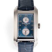 Patek Philippe 5101G-001 Ten-Day Tourbillon - Rarest Blue Dial