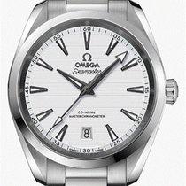 Omega Seamaster Aqua Terra Steel 38mm Silver No numerals