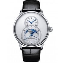 Jaquet-Droz J007530240 Grande Seconde Moon Silver