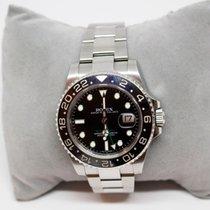 Rolex GMT-Master II Black/Steel Ø40mm