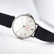 NOMOS Ahoi Datum new 2019 Automatic Watch with original box and original papers 556
