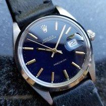 Rolex Vintage Oysterdate Precision 1966 Manual 6694 Mens...