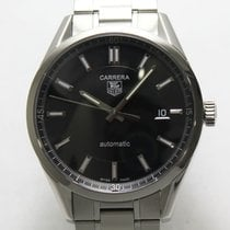 TAG Heuer Carrera Calibre 5 Staal 39mm