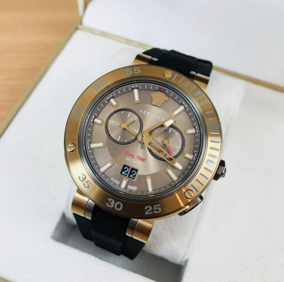 6928a2acbf1 Prix des montres Versace