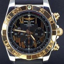 Breitling Chronomat 44 occasion 44mm Or/Acier