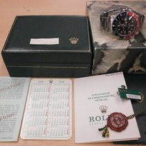 Rolex 1675 Steel 1970 GMT-Master 40mm pre-owned United States of America, Texas, Houston